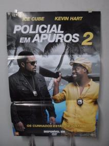 Poster Um Policial Em Apuros 2 - Frete: 8,00