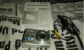Camera Digital Olympus 8.0 Mega Pixels
