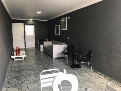 Sobrado Residencial Para Venda E Locação, Vila Curuçá, Santo André. - So0929