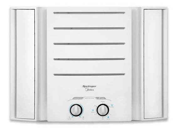 Ar-condicionado Janela Springer Midea | Manual | 10.000 Btu
