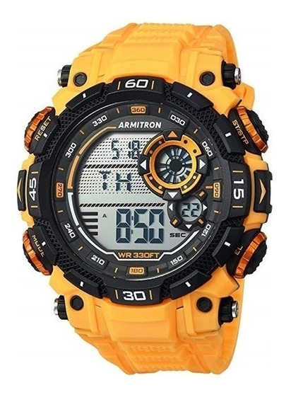 Relojes Hombre Armitron 40/8397ylw