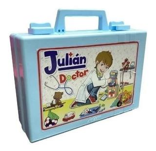 Valija Chica Doctor Julian Medico Juegos Y Juguetes