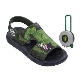 abdb5f416 Sandalia Ferro - Sandálias e Chinelos Verde com o Melhores Preços no ...