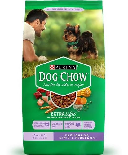 Alimento Para Cachorro Dog Chow Puppy Raza Pequeña 20 Kg
