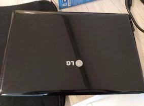 Notebook Lg A410 I5 6gb Ram Cartão Ssd 120gb Placa De Video