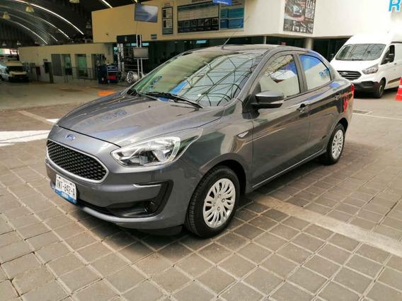 Ford Figo 2019 4p Impulse L4/1.5 Man A/a