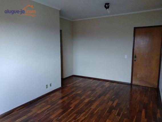 Apartamento Residencial Para Locação, Jardim Das Indústrias, São José Dos Campos. - Ap4090