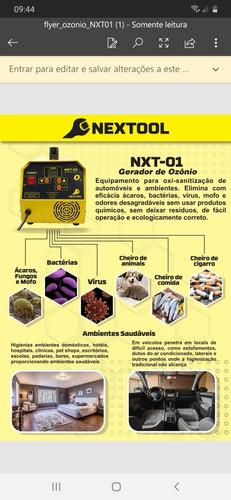 Imagem 1 de 2 de Serviço De Oxi-sanitização Em Ambientes E Automóveis