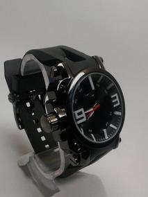Relógio Masculino Gearbox Titanium Promoção Poucas Unidades