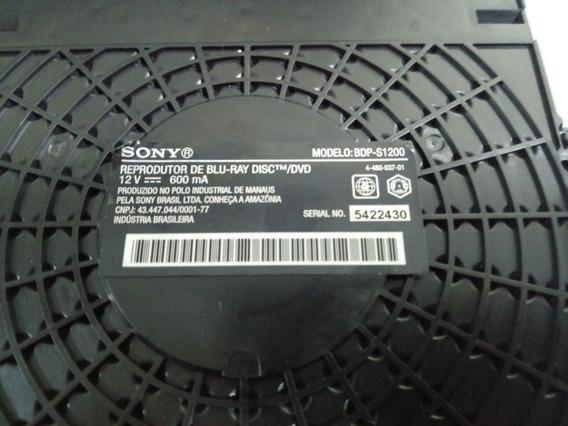 Unidade Otica Bluray Sony Bdp-s1200