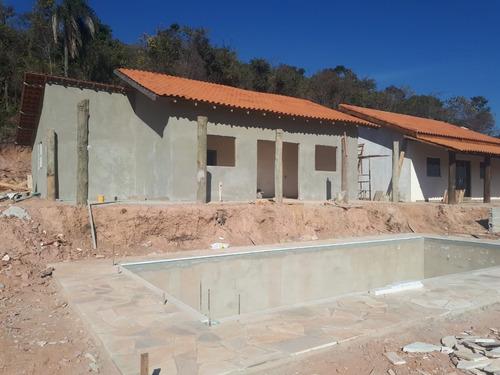 Imagem 1 de 12 de Sr Chácara De 2 Dormitorios Projeto Na Planta