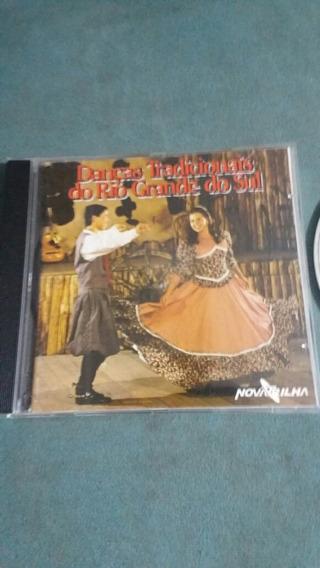 Cd Danças Tradicionais Do Rio Grande Do Sul
