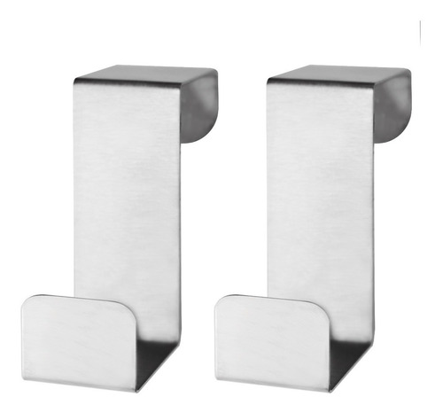 Gancho Para Puerta Ancha X 2 Perchero Diseño Sueco Ragnar