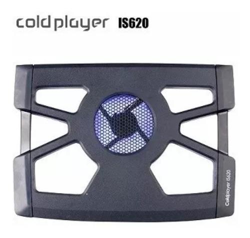 Base Para Portátil Hasta 11.6 Ventilador Coldplayer Is620