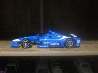 Cinco Fórmula Indy 1:18
