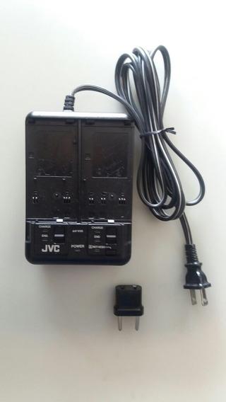 Carregador De Bateria Para Filmadora Jvc