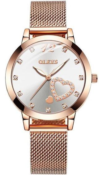 Relógio Olevs