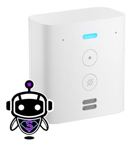 Smart Plug Amazon Echo Flex + Parlante Inteligente Con Alexa