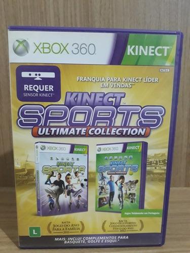 Kinect Sports Ultimate Collection Xbox 360 Temporadas 1 E 2!