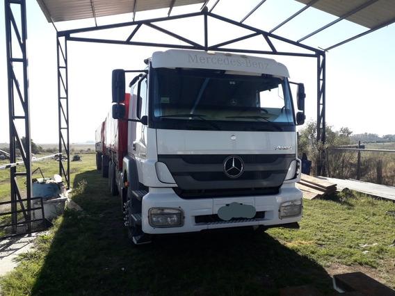 Mercedes-benz Axor 2533 2016