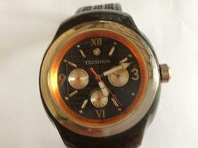 Relógio Quartz Technos, 40 Mm De Caixa, Fecho Deployant