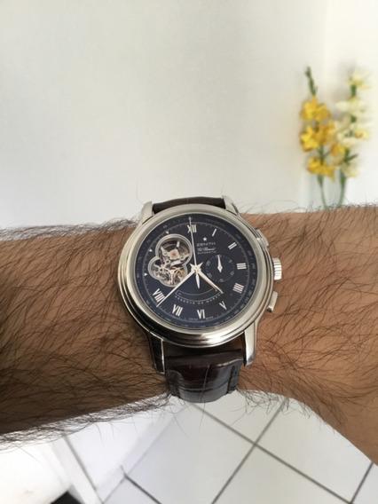 Relógio Zenith El Primero Chronomaster (troco Rolex, Tag)
