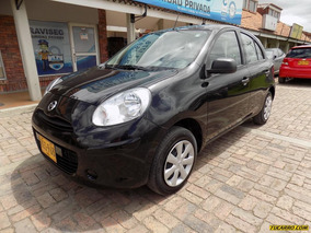 Nissan March 1.6 Mt Aa