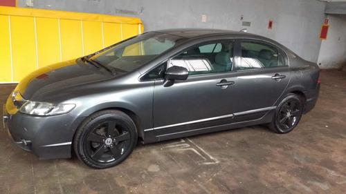 Honda Civic 2010 1.8 Lxs Flex Aut. 4p