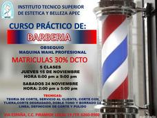 Curso De Barberia