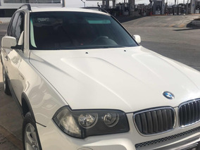 Bmw X3 2.5 Sia Top Line At 2009