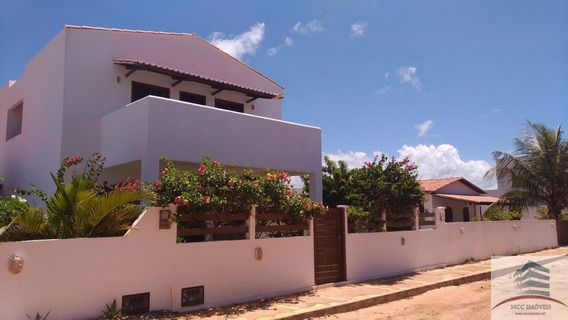 Casa Para Venda No Condomínio Paraíso De Touros