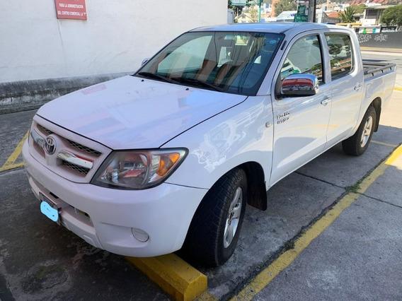 Camioneta Toyota Hilux 2007 130000 Kilómetros