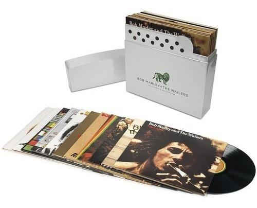 Bob Marley The Complete Island Recs [box Set] Lp Us Imp