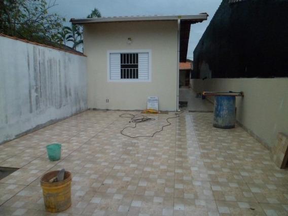 Casa À Venda No Balneário Itaguaí Em Mongaguá Ref 4984 E