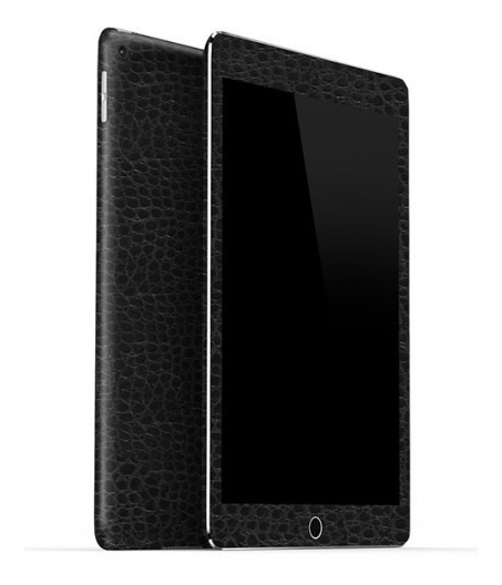 Skin Premium Couro Preto iPad Air 2