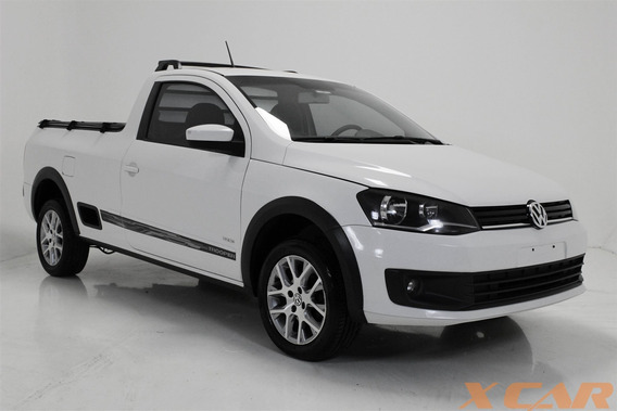 Volkswagen Saveiro 1.6 Mi Cs 8v Flex 2p Manual G.vi
