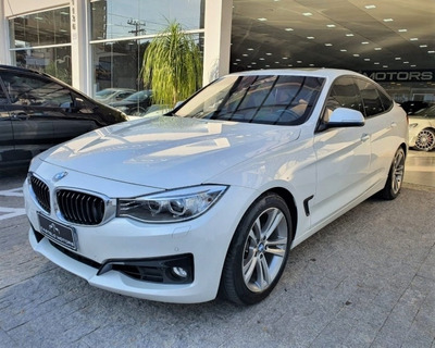 320i 2.0 Gt Sport 16v Turbo Gasolina 4p Automatic 2016/2016