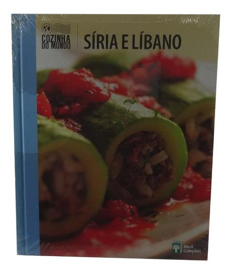 Livro De Receitas Típicas Da Síria/líbano