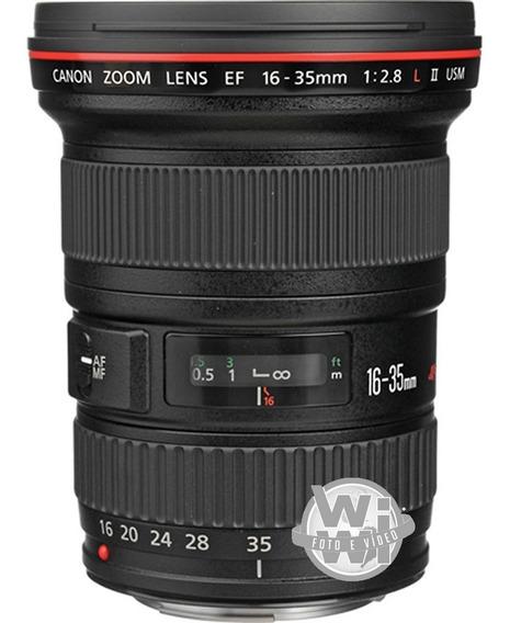 Objetiva Canon Ef 16-35mm F/2.8l Ii Usm (usado)