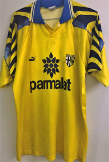 Camisa Parma 1996/97 Sensini #1 Raríssima