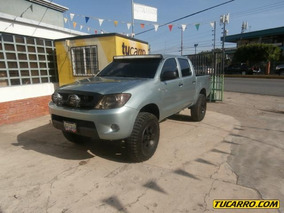 Toyota Hilux Kavak Sincrónico 4x4
