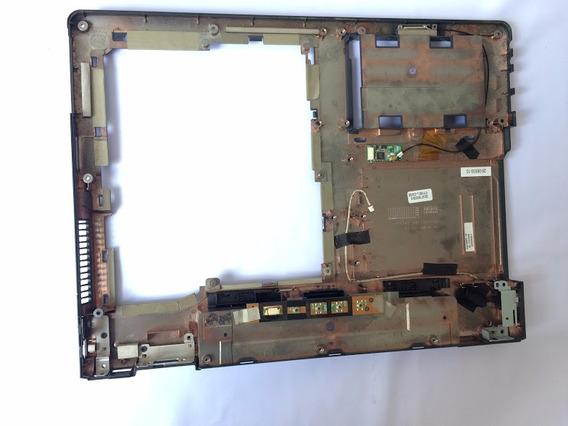 Carcaça Inferior Base Notebook - Itautec W7655