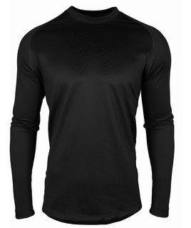 Camiseta Termica Hombre Frizada Trekking Tecnica Montañismo
