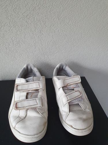 Zapatillas Puma Talle 35 Blancas