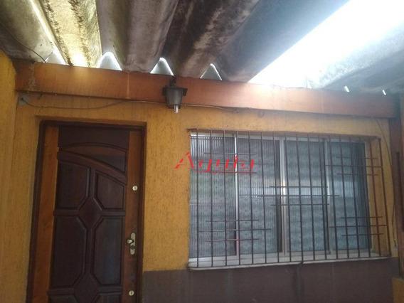 Sobrado Com 2 Dormitórios À Venda, 125 M² Por R$ 300.000 - Vila Curuçá - Santo André/sp - So1218