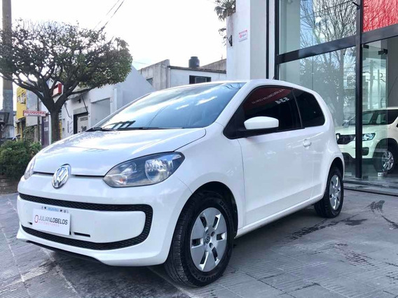 Volkswagen Up! 2015 1.0 Move Up! 75cv 3 P