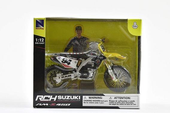 Moto Suzuki Rmz 450 Ken Roczen 1:12 .. En Magimundo !!!!