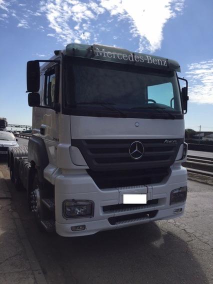 Mercedes-benz Axor 2544 6x2 2010/2011 Premium