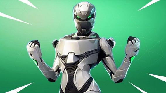 Fortnite Eon Skin + 500 V-bucks Key Xbox One Ps4 Pc Switch