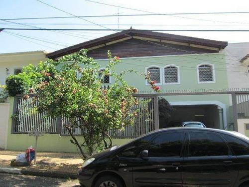 Imagem 1 de 19 de Casa À Venda Em Jardim Chapadão - Ca001827
